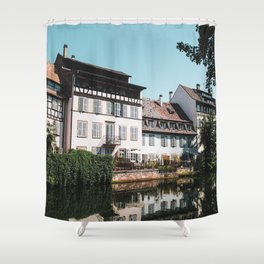 Innsbruck, Austria II Shower Curtain