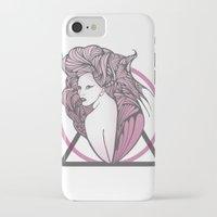 artpop iPhone & iPod Cases featuring Artpop  by Clare Corfield Carr