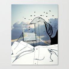 Viagem#2 Canvas Print