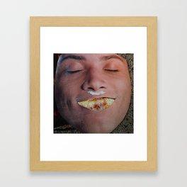 Contentment Framed Art Print