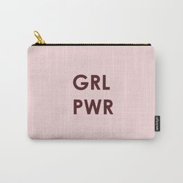 GRL PWR (version 2) Carry-All Pouch