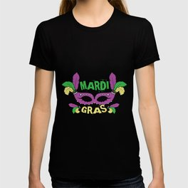 Mask Party French Gift T-shirt