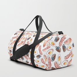 another breakfast Duffle Bag