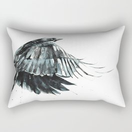 Bauble Thief Rectangular Pillow