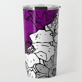 Asexual flowers Travel Mug