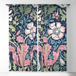 Compton by John Henry Dearle for William Morris Blackout Curtain