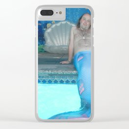Part Of That World Clear iPhone Case