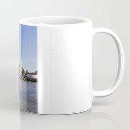 The Shard and the River Thames Coffee Mug