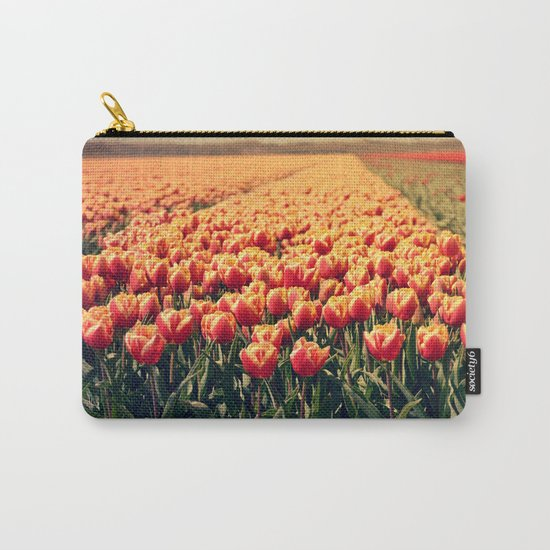Tulips field #6 Carry-All Pouch
