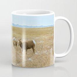 Bighorn Sheep Ram Coffee Mug