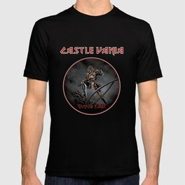 CASTLEVANIA & IRON MAIDEN MUSHUP T-shirt