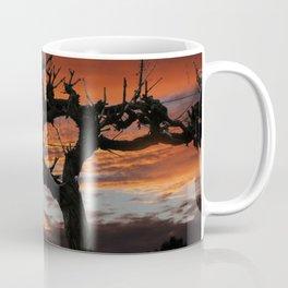 The Vines in Winter Coffee Mug
