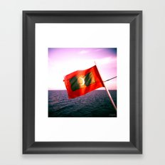 Maldives 03 Framed Art Print