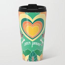 Amor Perruno Travel Mug