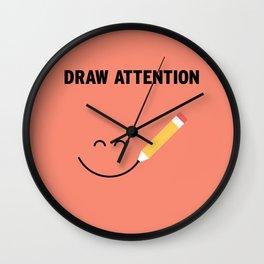 Draw Wall Clock