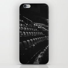 The Empty House iPhone & iPod Skin
