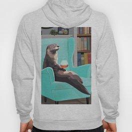 Otter - Snifter in Black Frame Hoody