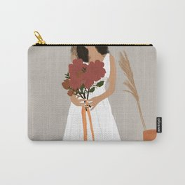 Wedding Girl  Carry-All Pouch