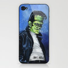 Rebel Frankenstein iPhone & iPod Skin