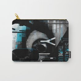 I can see straight through you. Carry-All Pouch