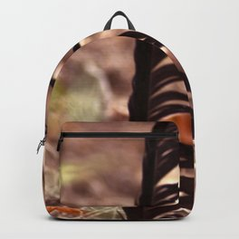The feather / Die Feder Backpack