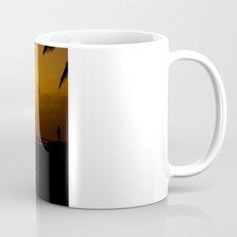 Hawaii Sunset Series A Coffee Mug