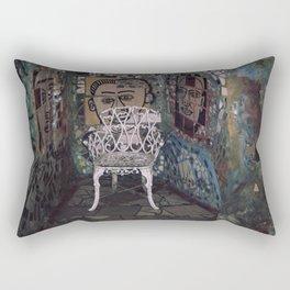 more magic Rectangular Pillow