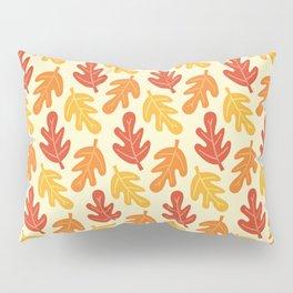 Fall Vibes Pattern Pillow Sham