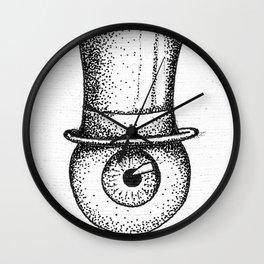 Smart Eye Wall Clock