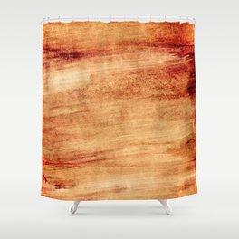 Parchment dream Shower Curtain