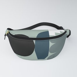 Shape study #19 - Stackable Collection Fanny Pack