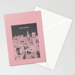 Squad Ghouls Stationery Cards