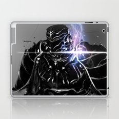 Enchanted Black Armor Laptop & iPad Skin
