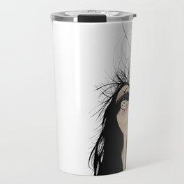WILD HAIR Travel Mug