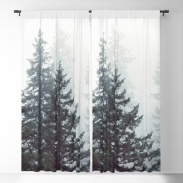 Deep in the Wild - Nature Photography Blackout Curtain