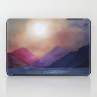 calm iPad Cases featuring Calm by Viviana Gonzalez