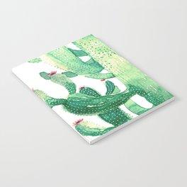 twin cactus Notebook