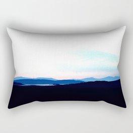 Landscape, Scotland Rectangular Pillow