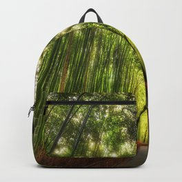 forest nature tree landscape bamboo Backpack