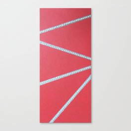 Strapping, Darling Canvas Print