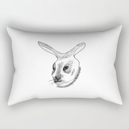 Seigniory of Pupu rabbit Rectangular Pillow