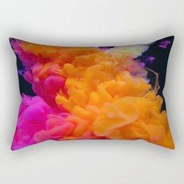 Colors Explosion Rectangular Pillow