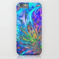 Petal Fall iPhone 6 Slim Case
