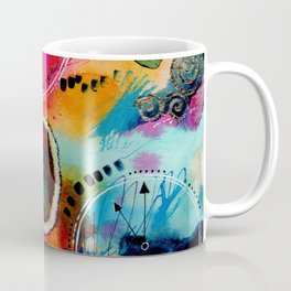 Time to Emerge Coffee Mug