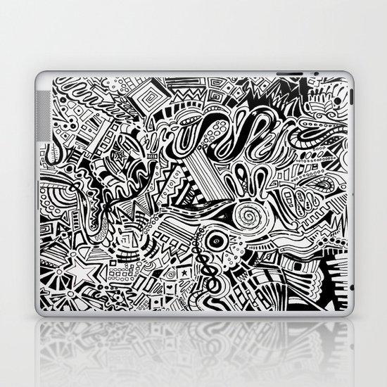 Inky \\ Laptop & iPad Skin