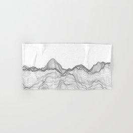 Soft Peaks Hand & Bath Towel