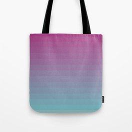 Taro Gradient Tote Bag