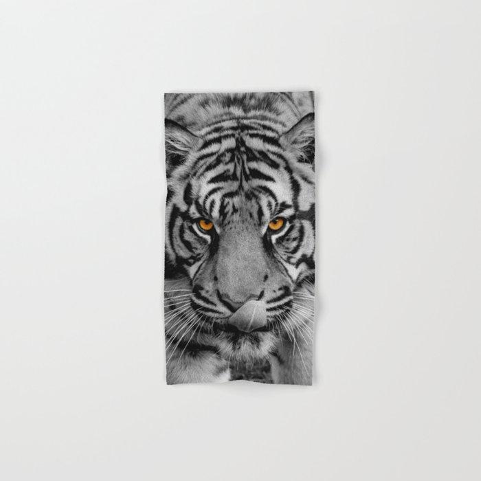 TIGER PORTRAIT Hand & Bath Towel