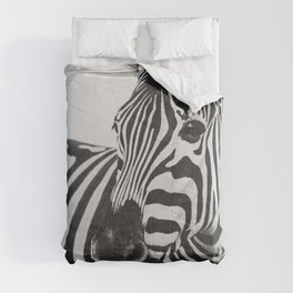 The Thoughtful Zebra Comforters