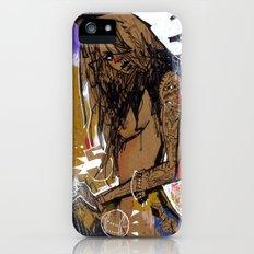 QUEEN FIVE Slim Case iPhone SE